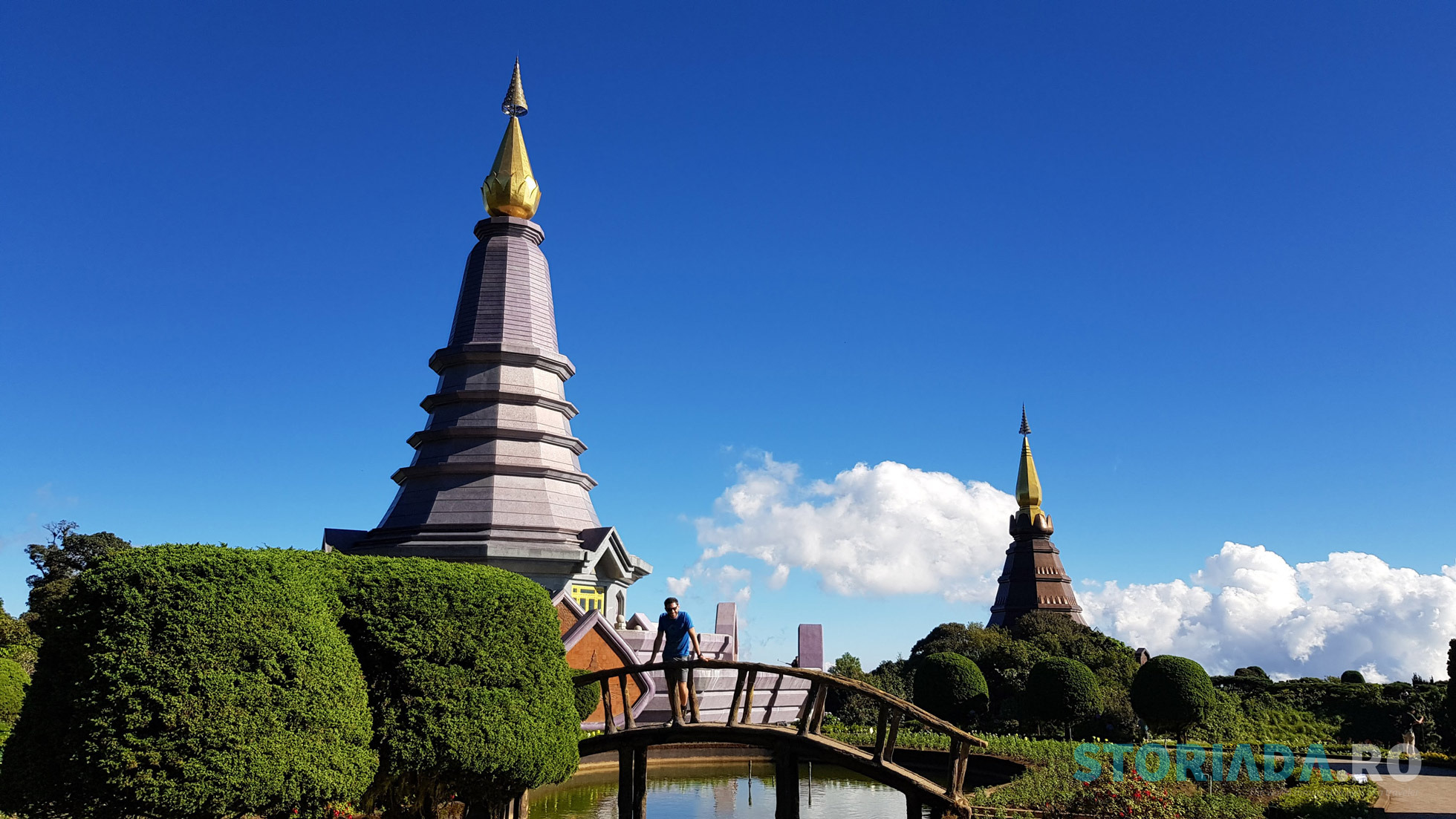 The Kind and The Queen, Chiang Mai, Tailanda