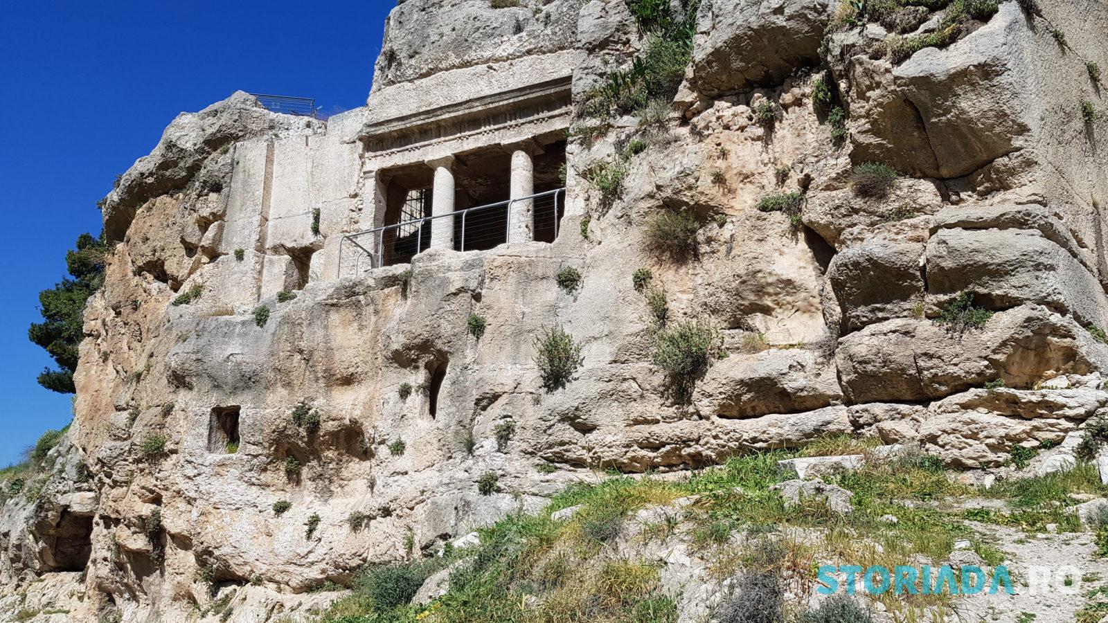 Tomb of Benei Hezir, Itinerar calatorie Ierusalim