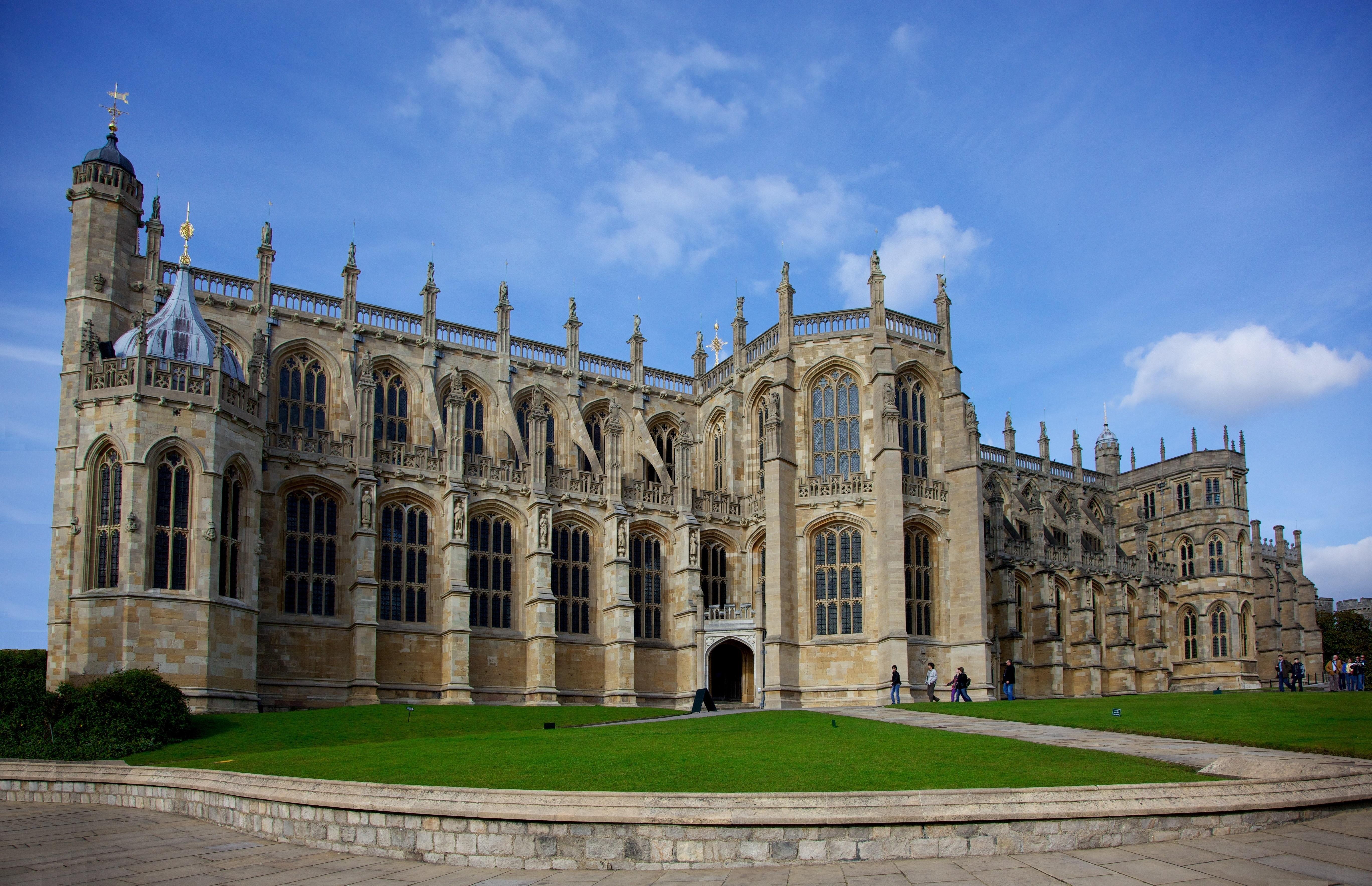 Catedrala Sf. George (sursa Wikipedia)