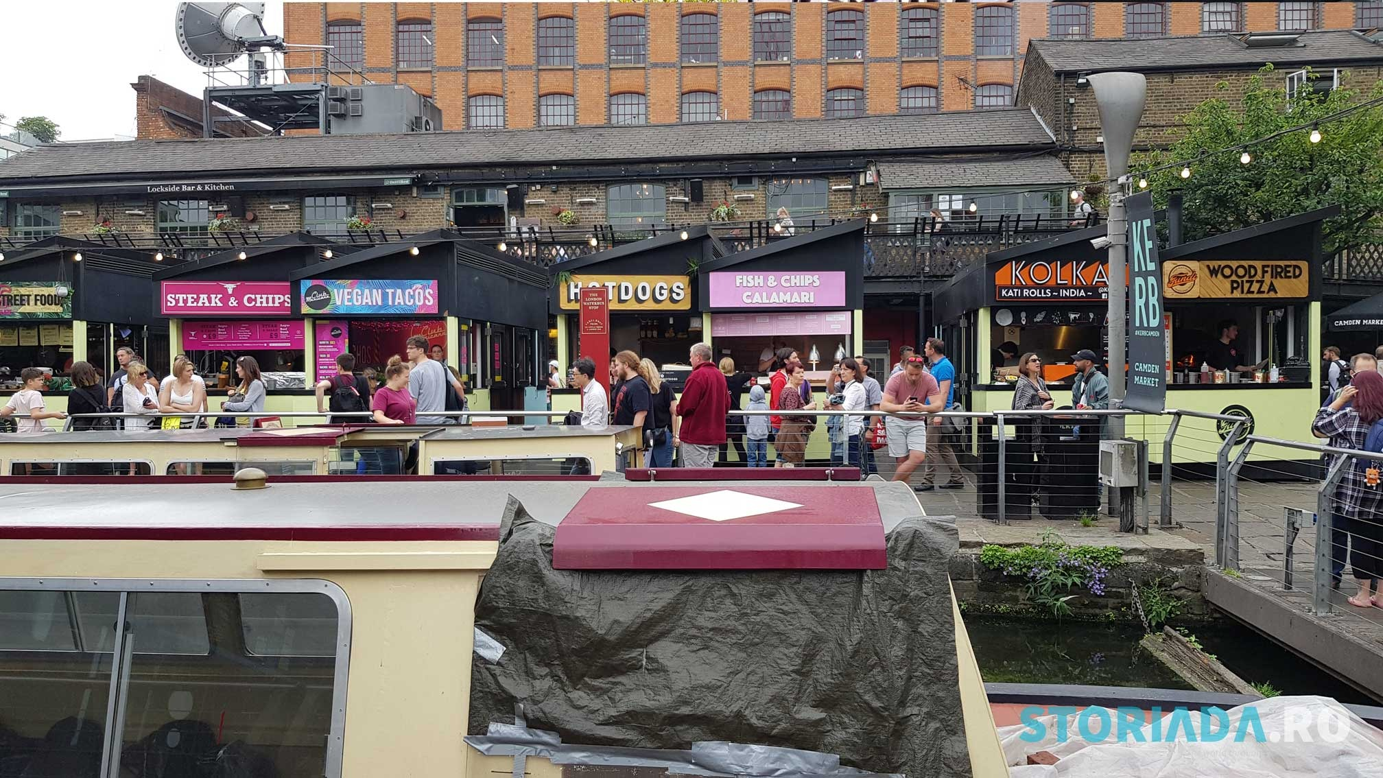 Camdem Market, Londra