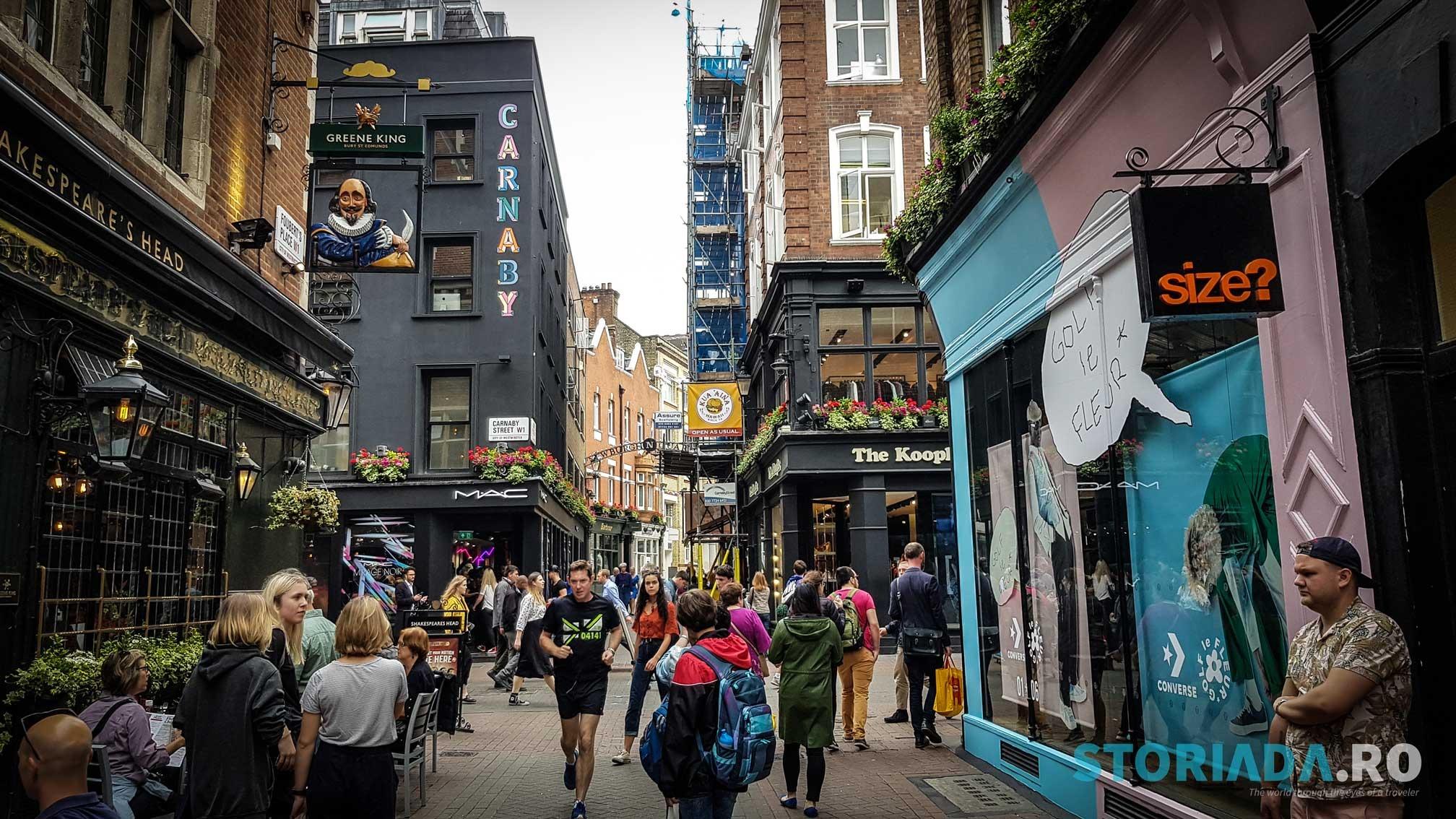 Carnaby, Londra