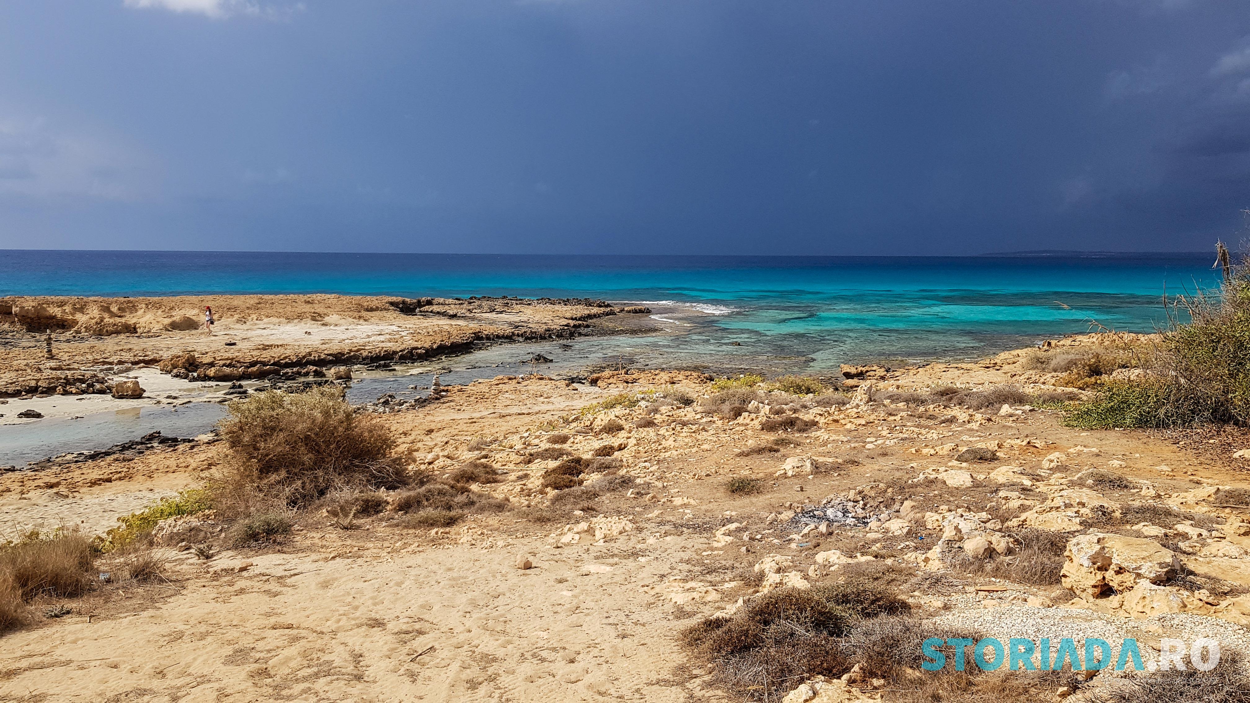 Landou Beach, Cipru