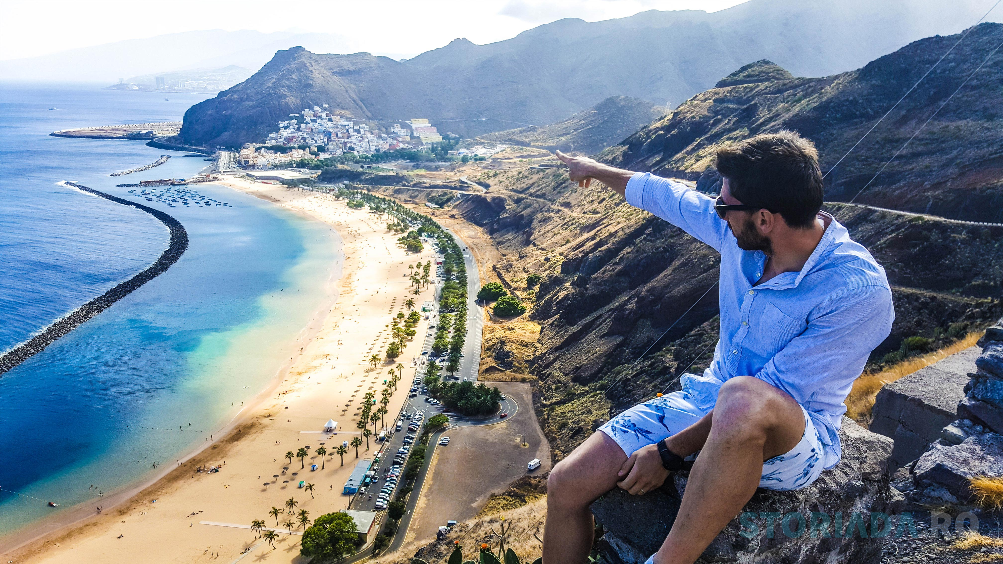 Santa Cruz, Tenerife, Las Teresitas