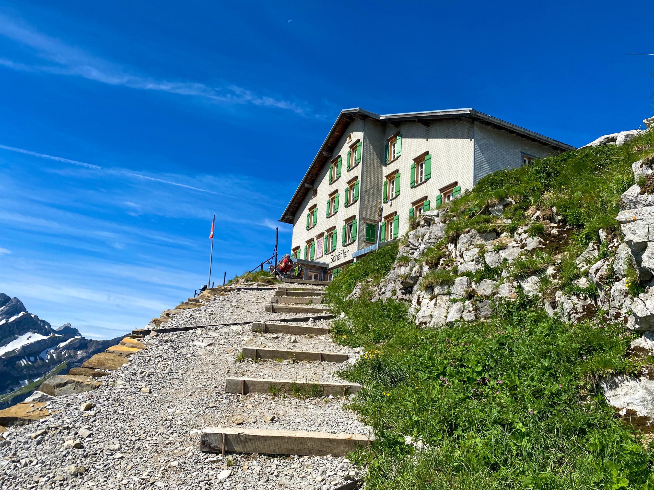 Schäfler, Appenzell