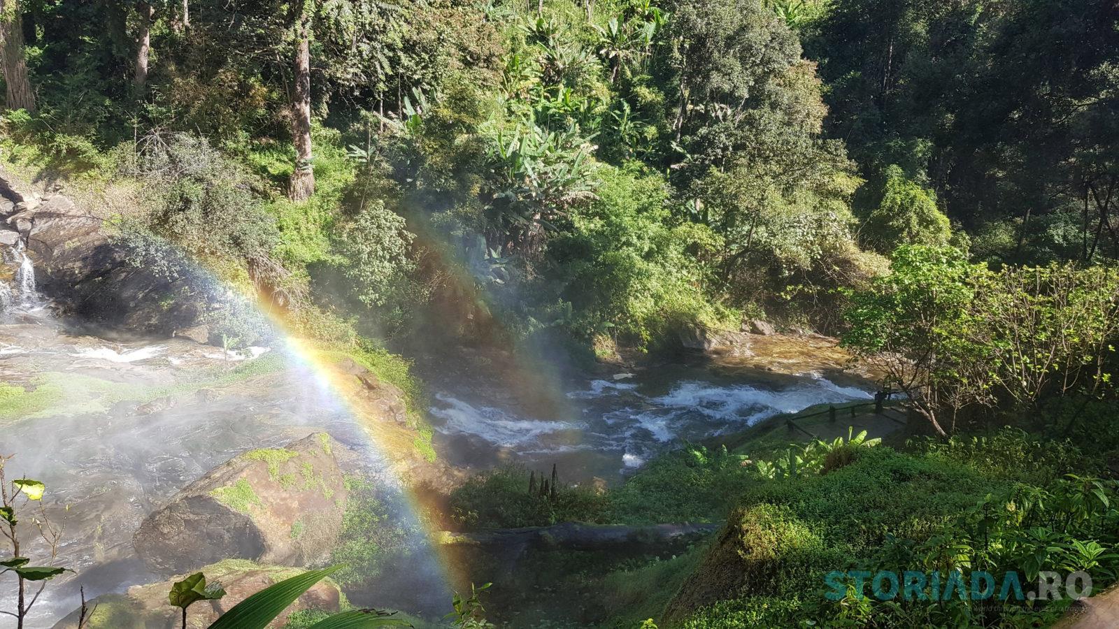 Waachiratarn Waterfall Chiang Mai, Thailand