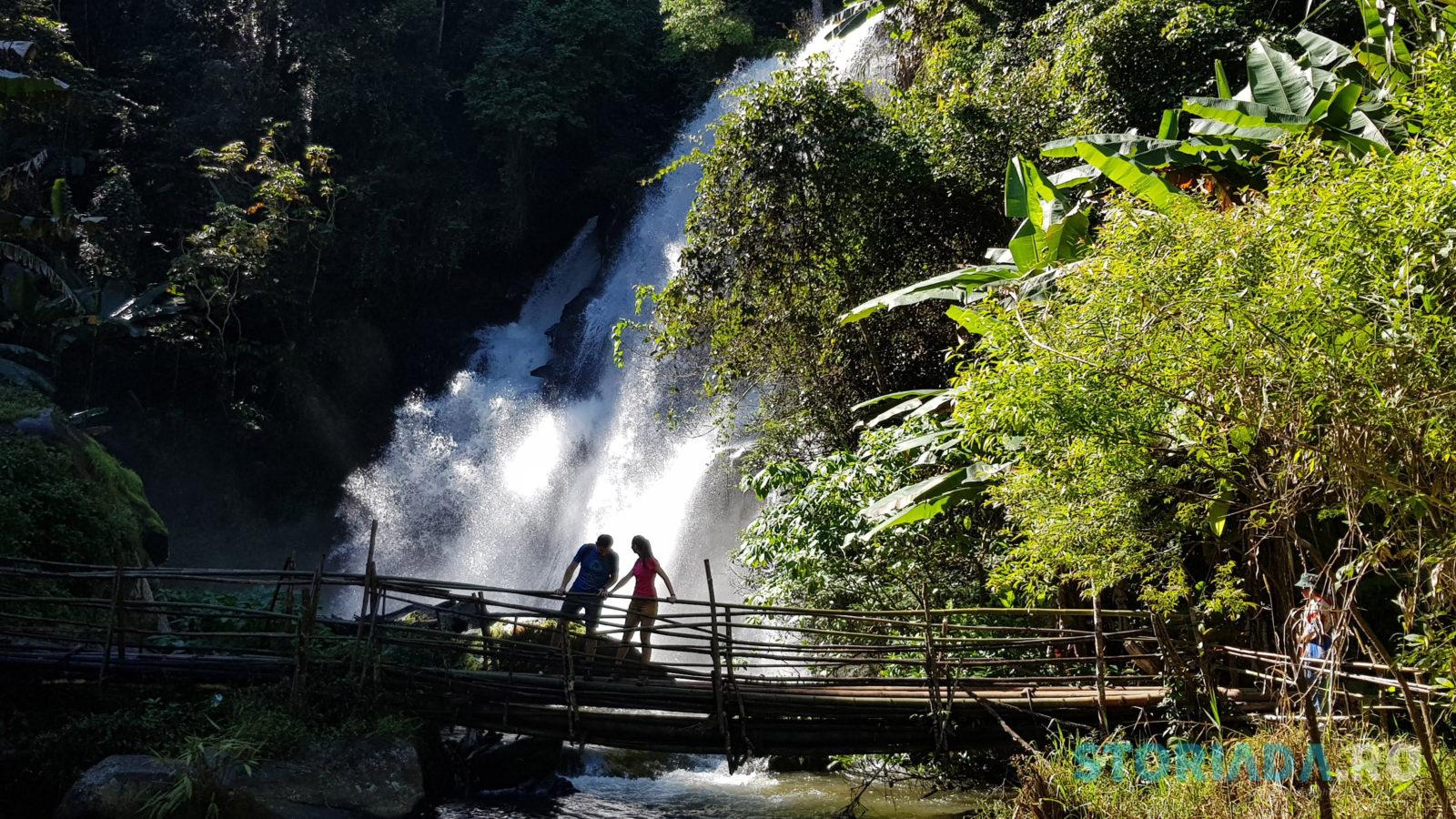 Pha Dok Soew Waterfall, Thailand, Chiang Mai