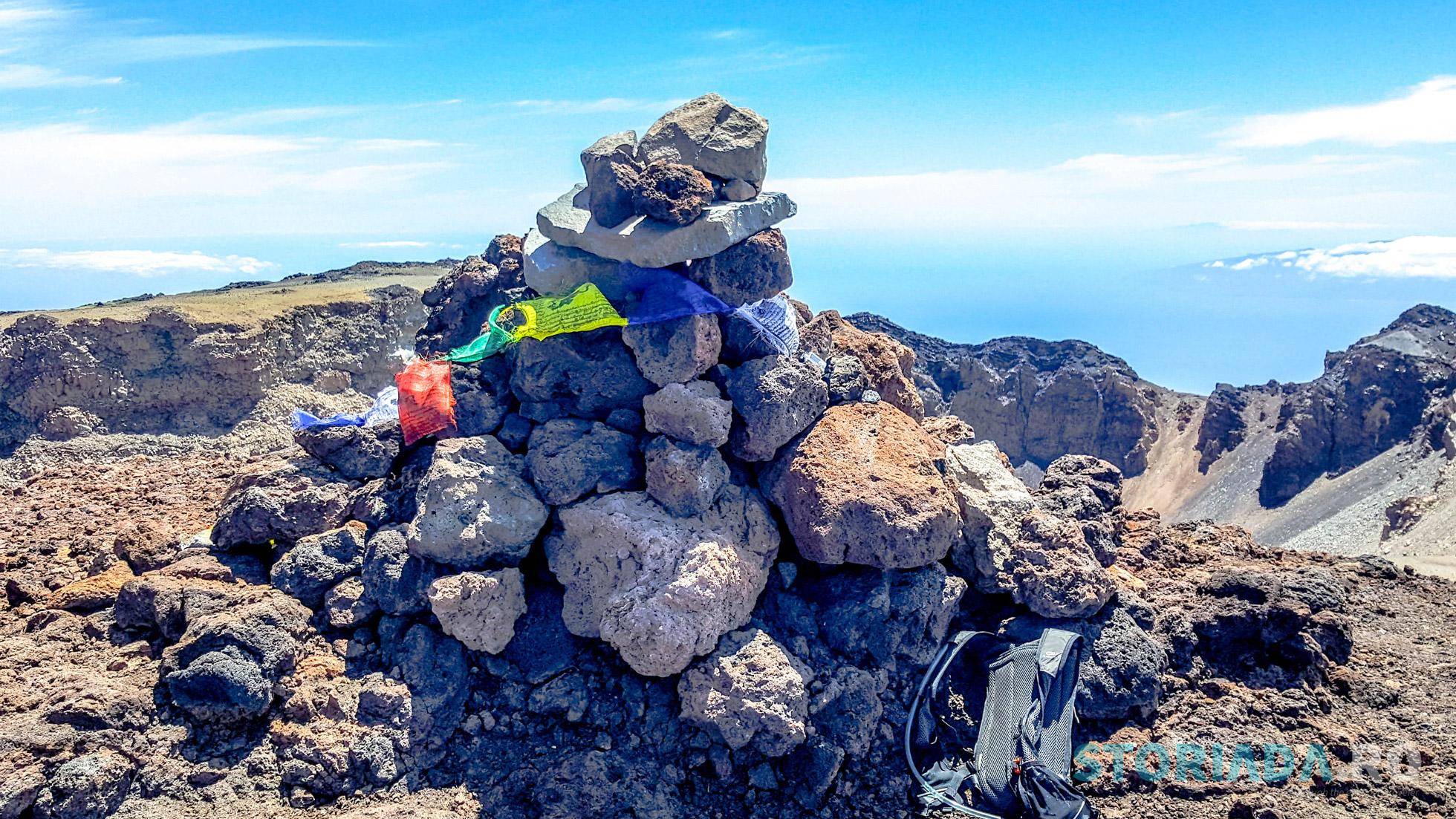Picolo Viejo, El Teide, Tenerife