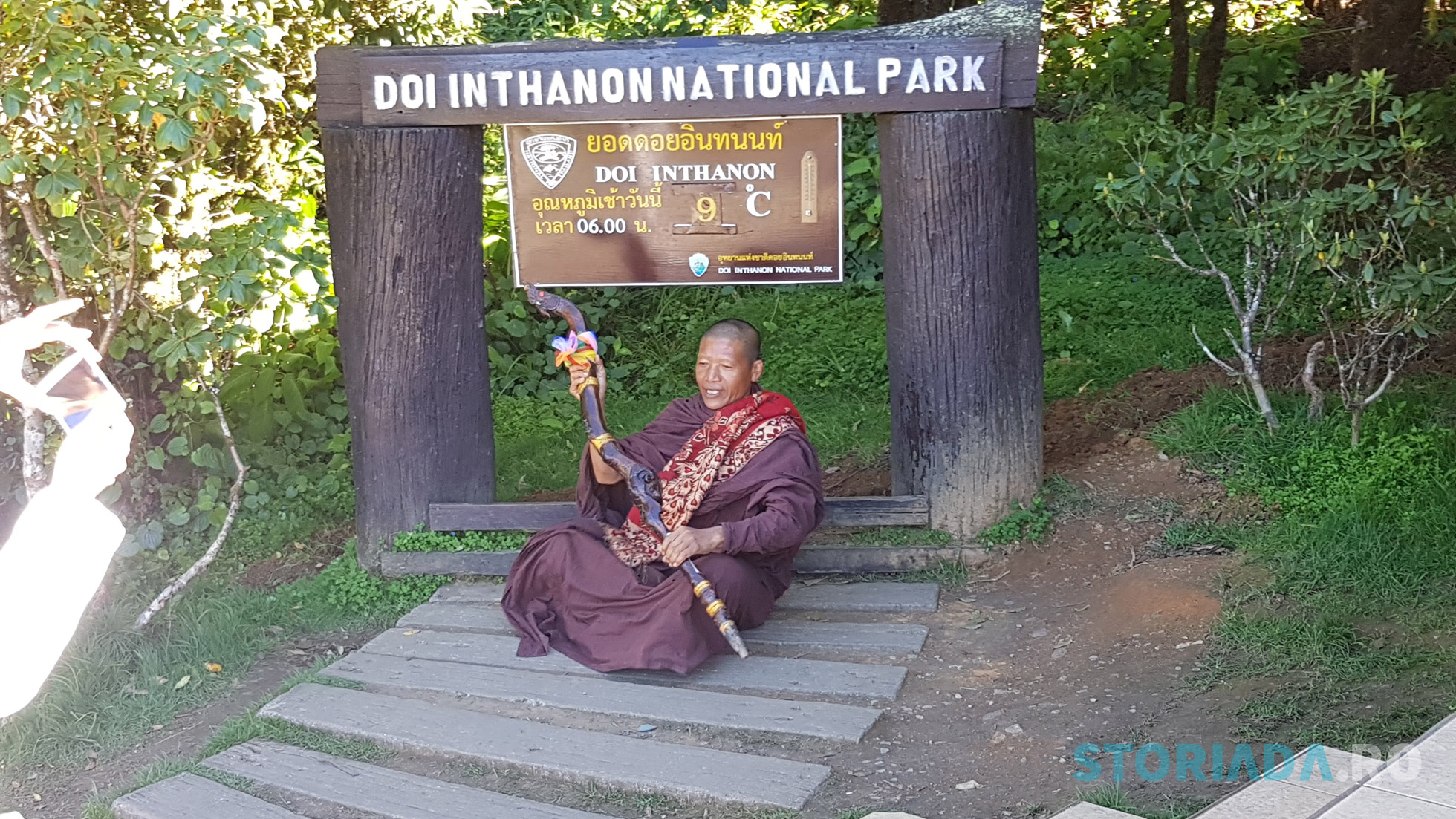 Doi Inthanon National Park, Chiang Mai, Tailanda