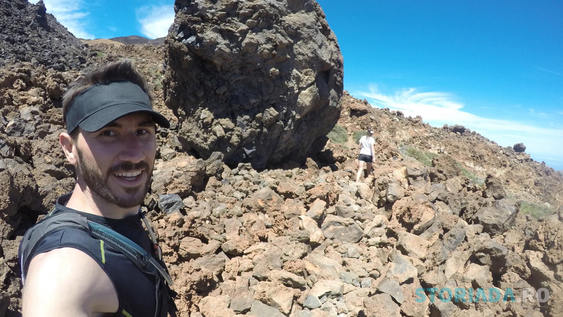 Tenerife, El Teide, Trail Running