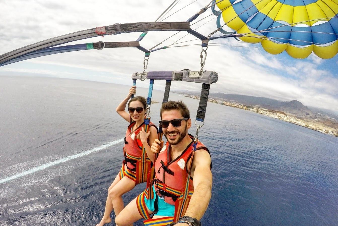 Parasailing Tenerife