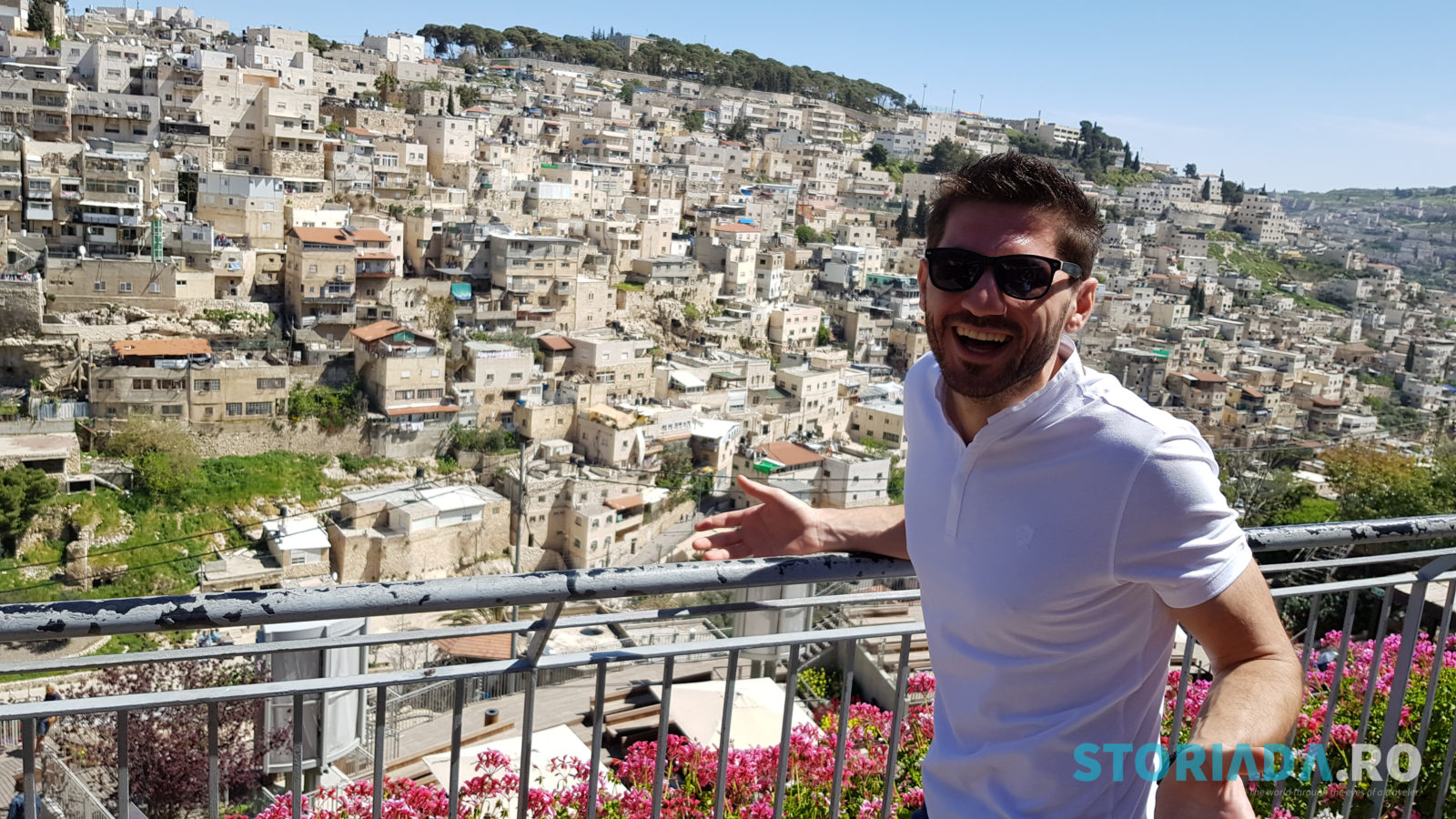 City of David, Itinerar calatorie Ierusalim