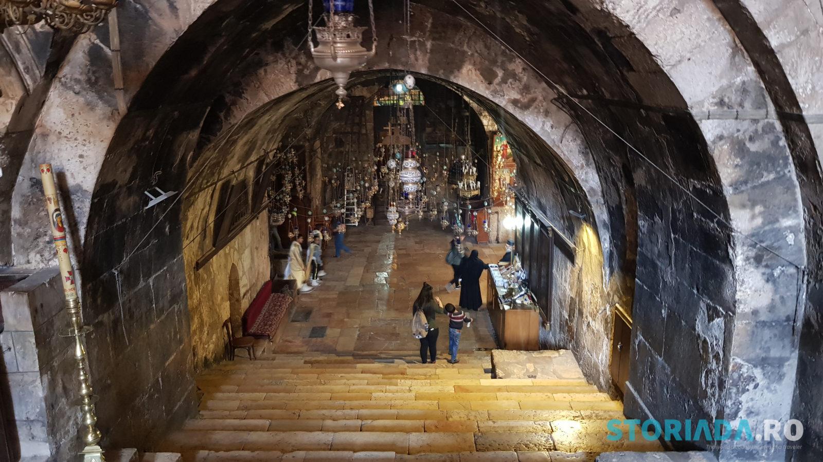 Tomb of the Virgin, Itinerar calatorie Ierusalim