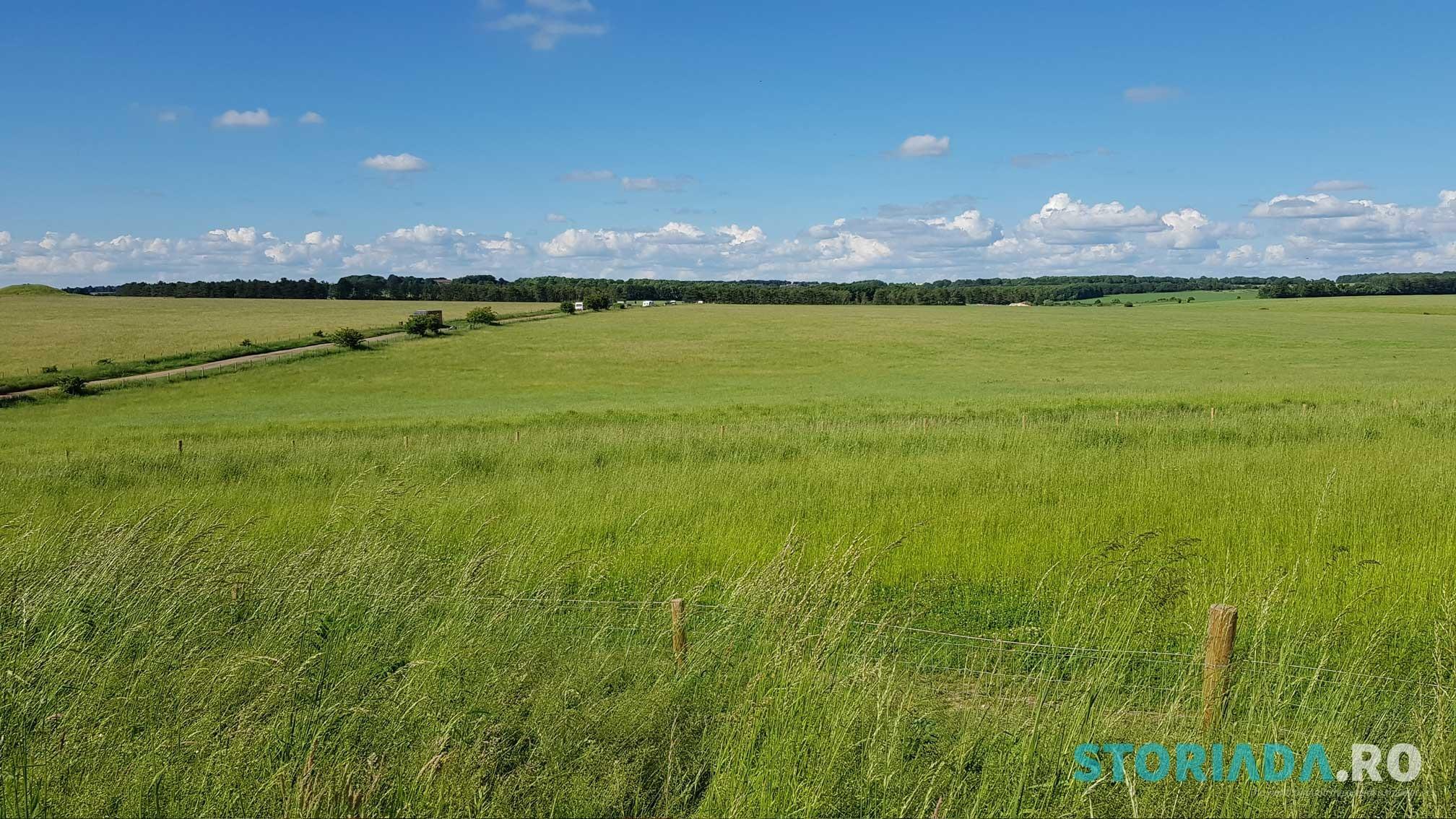 Peisajul country din Marea Britanie