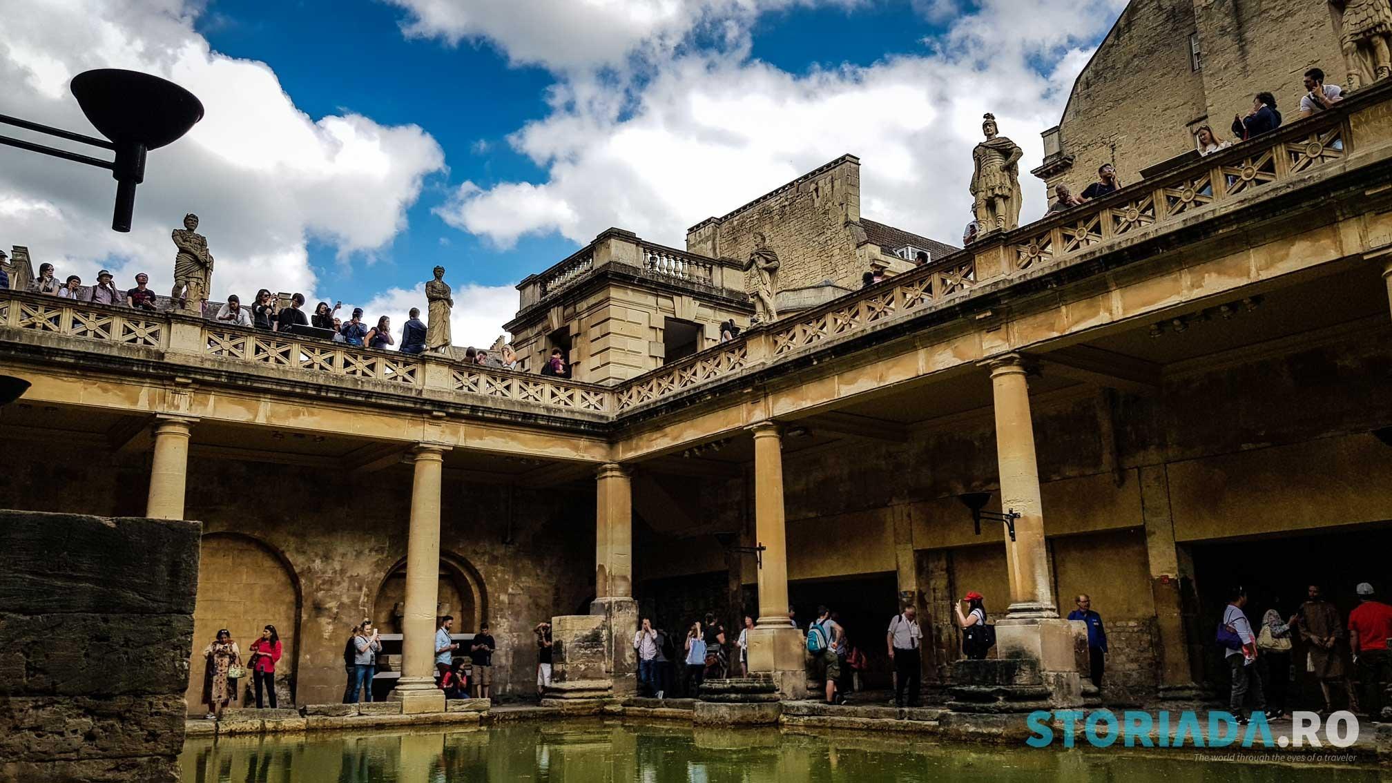 Băile Romane din Bath