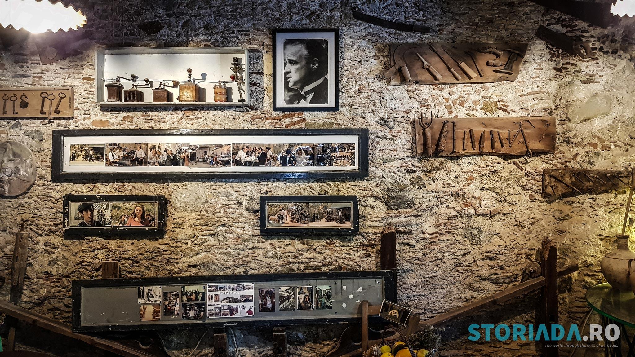 Bar Vitelli, Savoca, Messina
