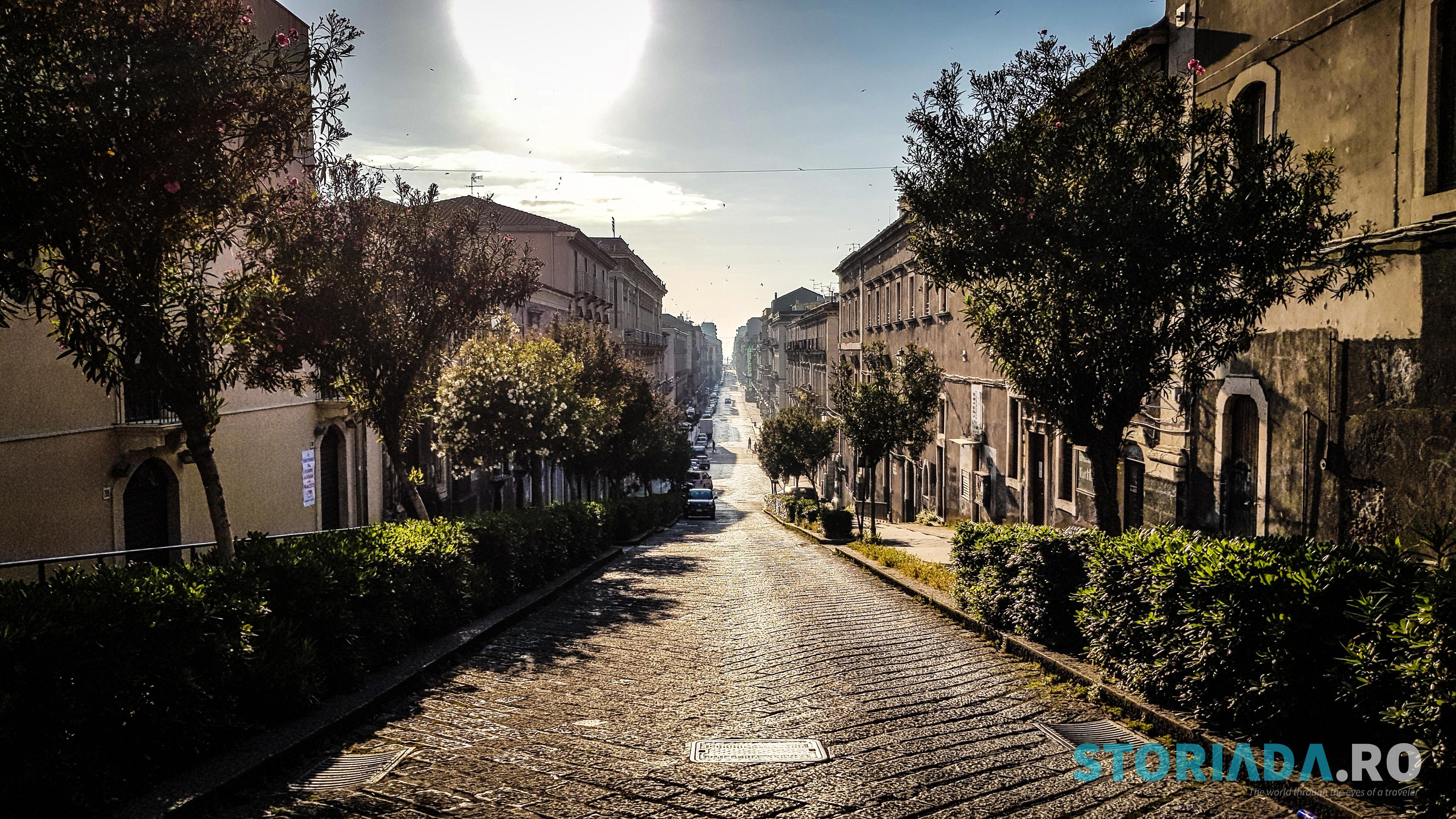 Catania, Silicia