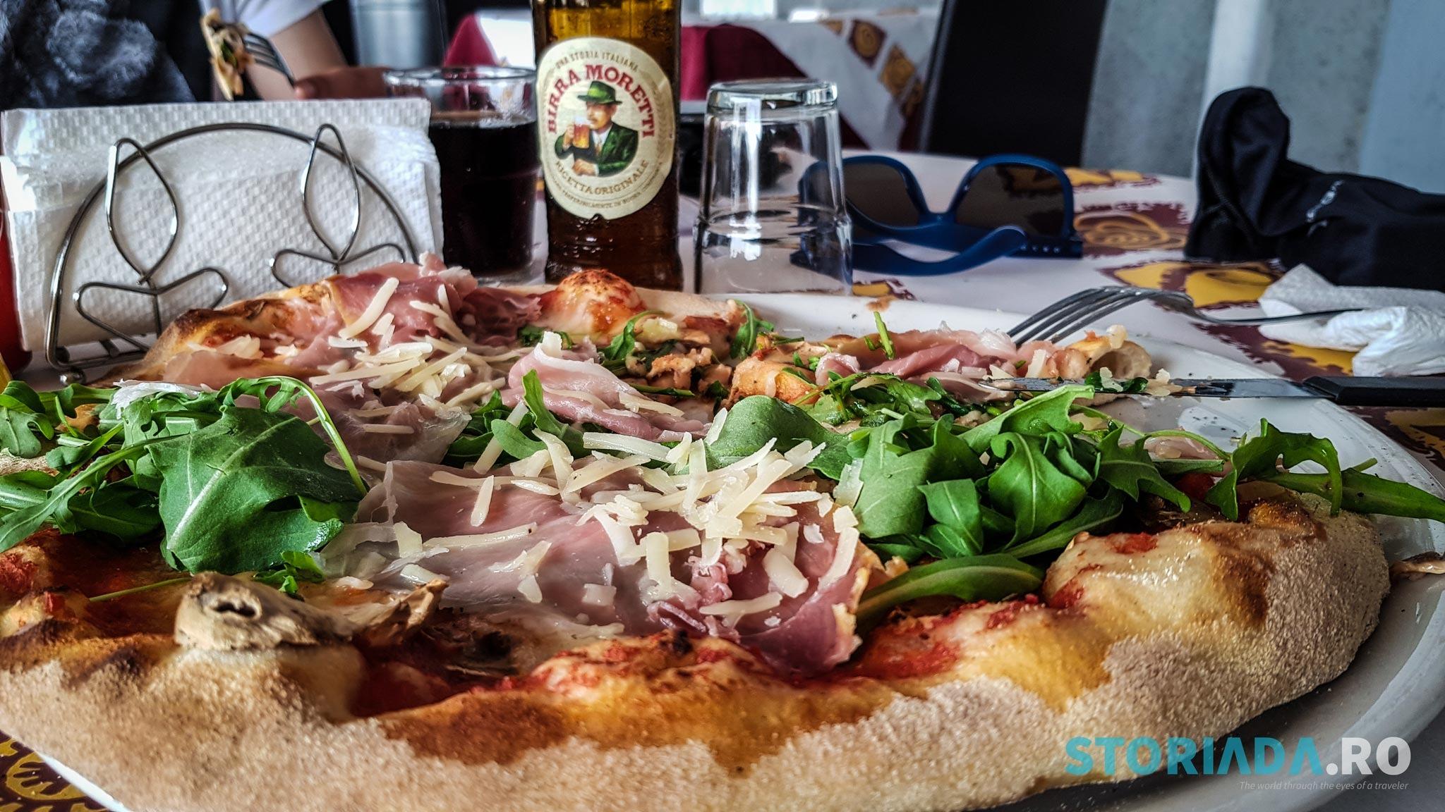 Pizza siciliană