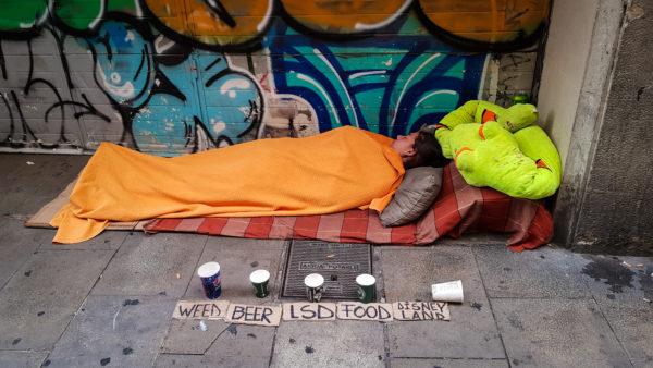 O altă perspectivă a Barcelonei, Spania