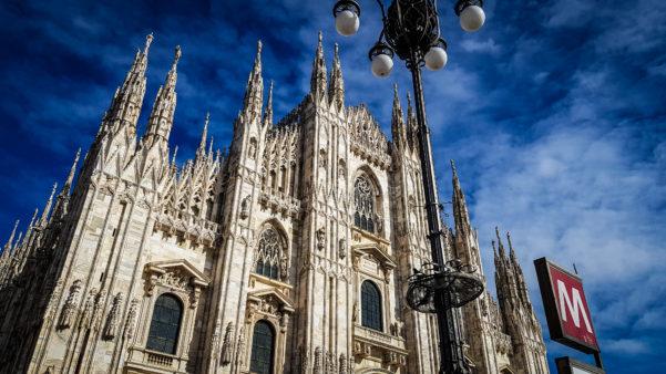 Duomo din Milano (Italy)